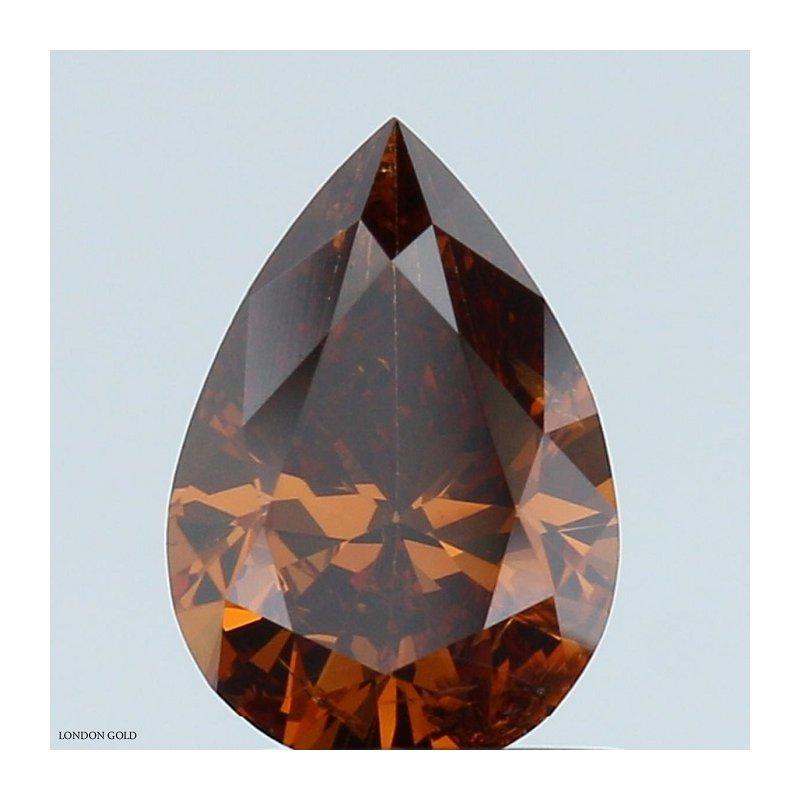 Colored Diamonds Pear 1.02 Fancy-I1