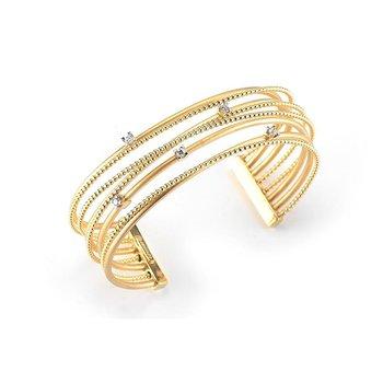 Diamond Cuff Bracelet