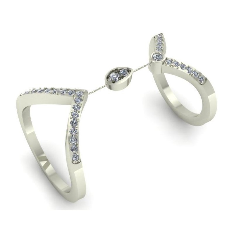 Isadora Chain Linked Rings