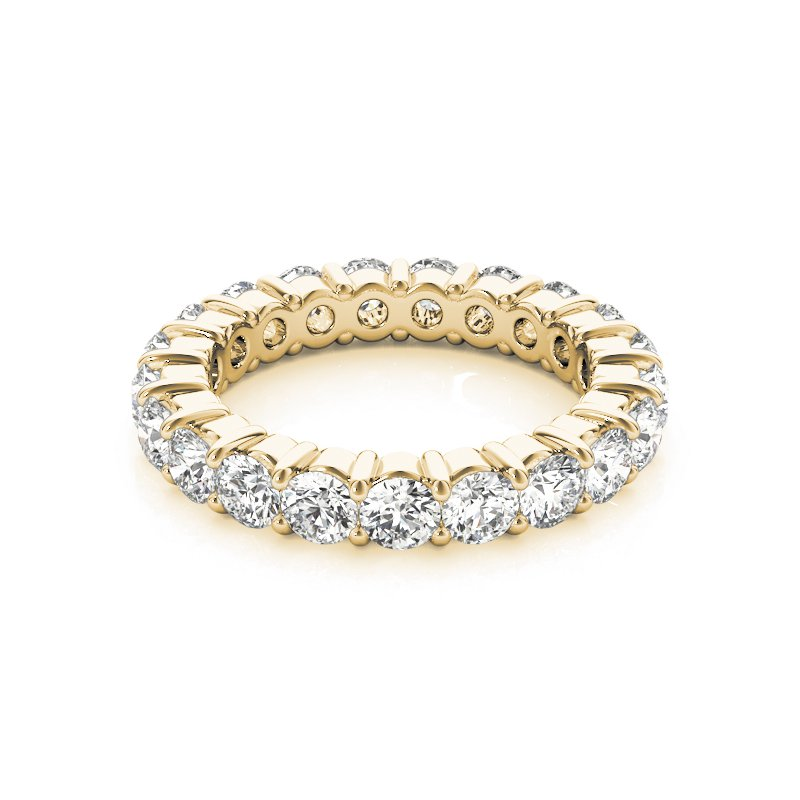 London Gold Designs 2.67cttw Eternity Band 14KY