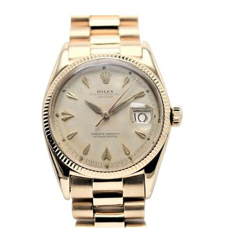 Oyster Perpetual 18K Vintage Pre-Owned