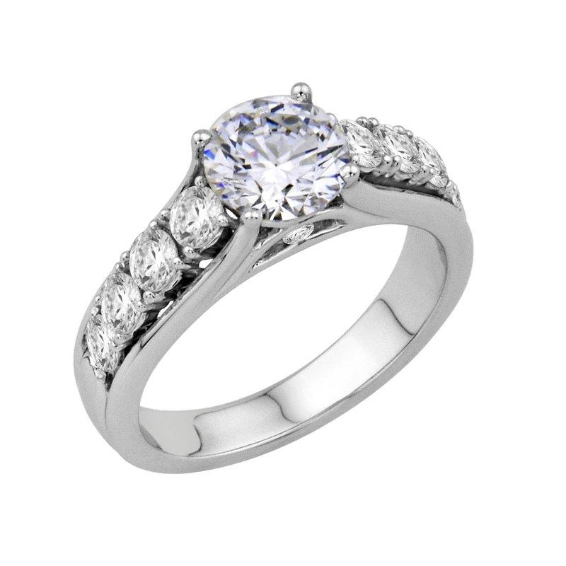 Isadora Classic Engagement Setting