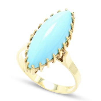 Turquoise Ring by Corletto