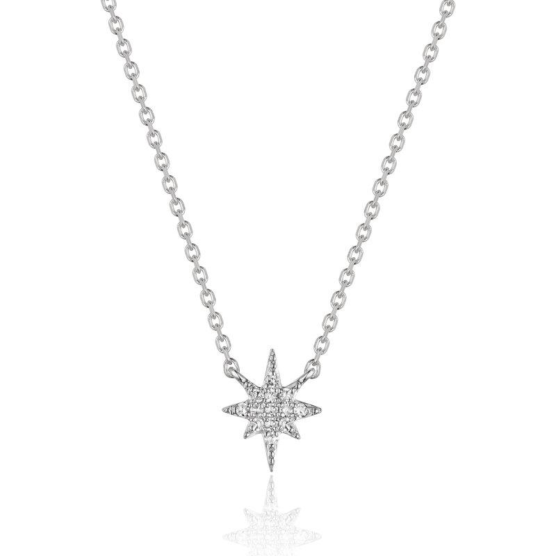 Cline Diamond Star Necklace