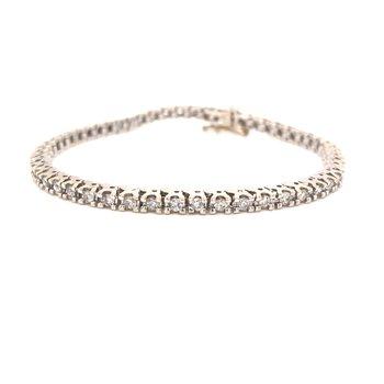 Estate Diamond Bracelet