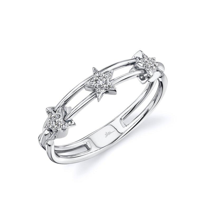 Cline Diamond Star Slider Ring