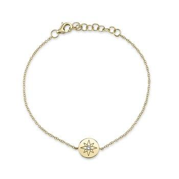 Star Disc Bracelet
