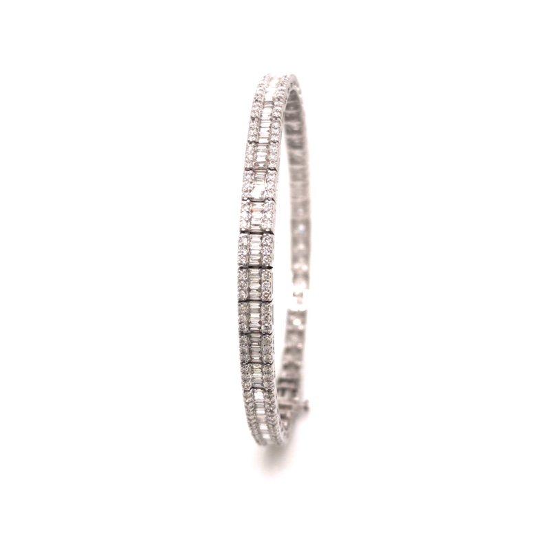 Cline Diamond Bracelet