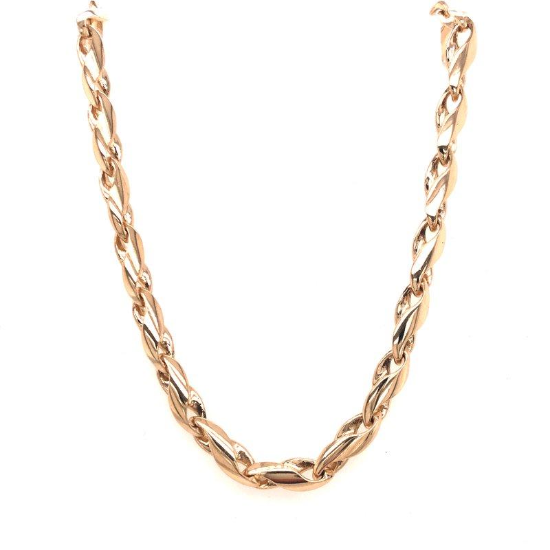 Cline Estate Handmade Link Necklace