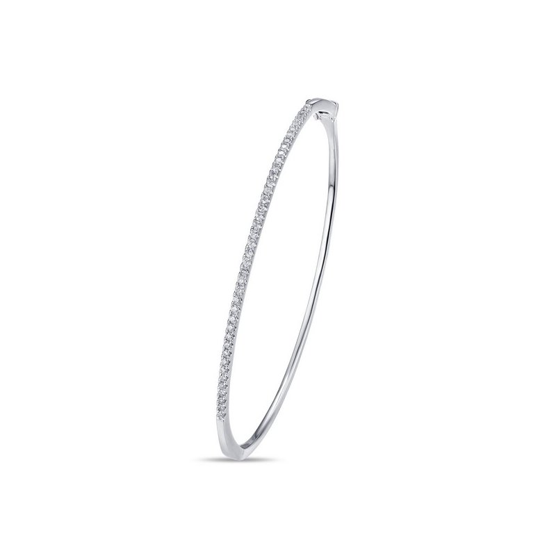 Cline Diamond Bangle Bracelet