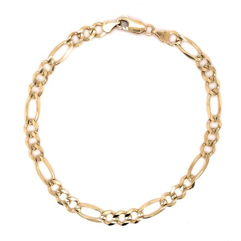 Cline Estate Figaro Chain Bracelet