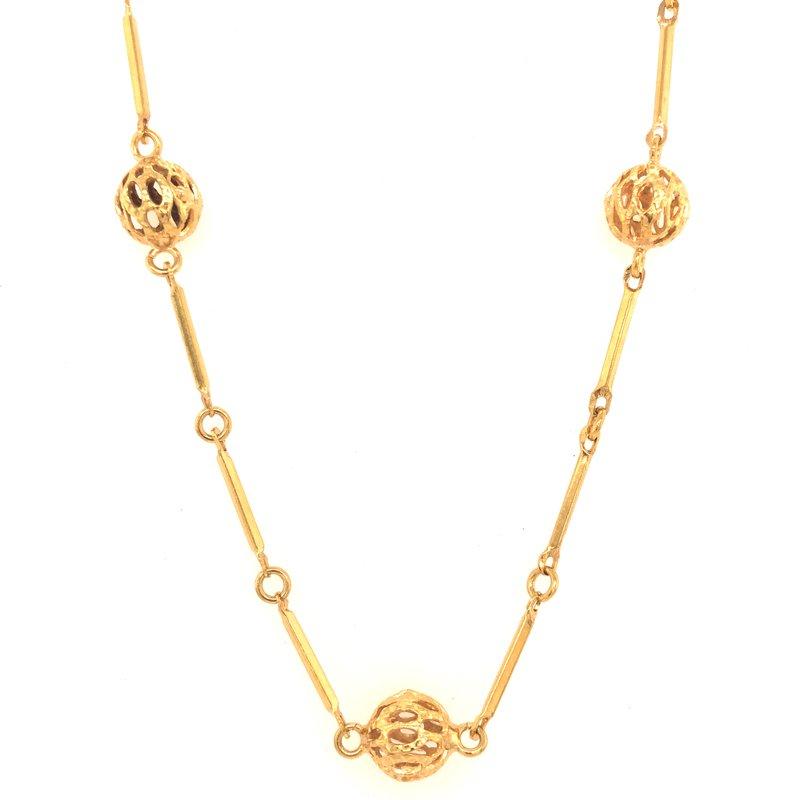 Cline Estate Fashion Necklace