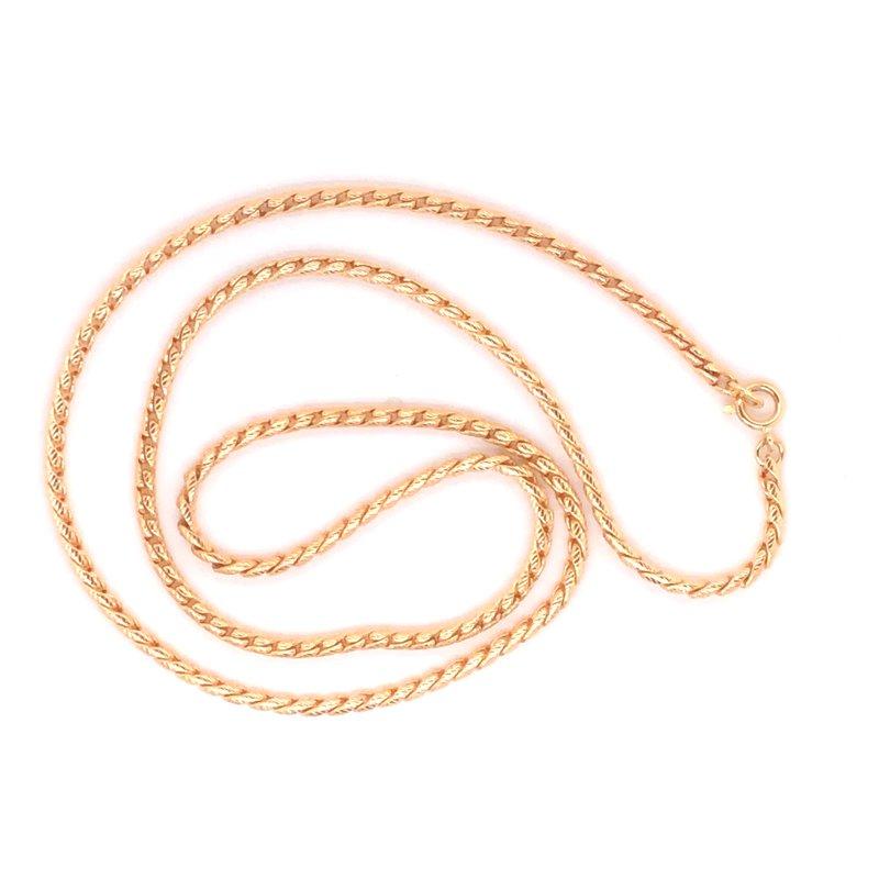Cline Estate Fancy Link Chain