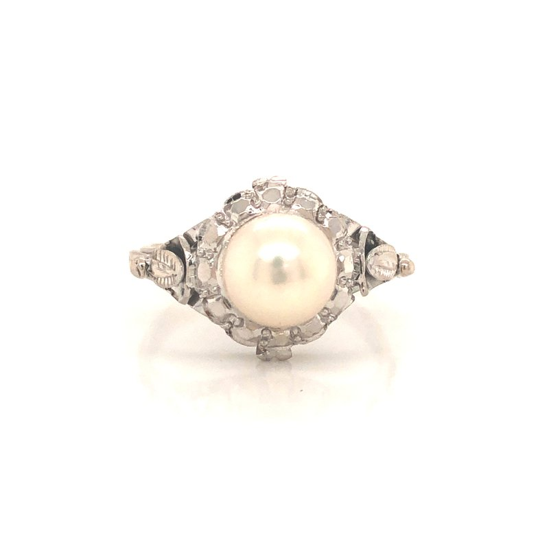 Cline Estate Pearl Ring