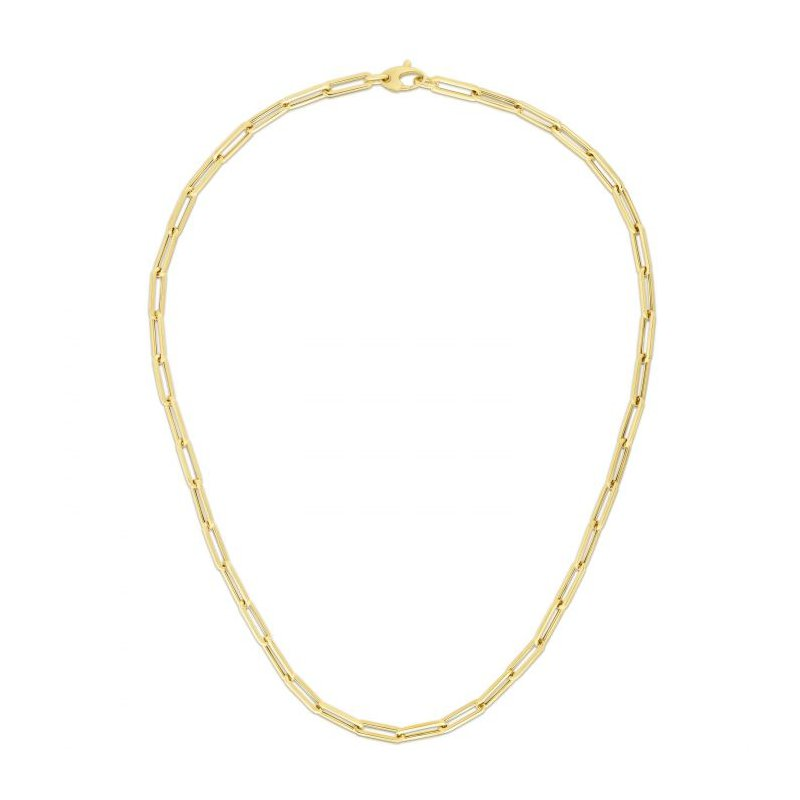 Cline Paperclip Necklace