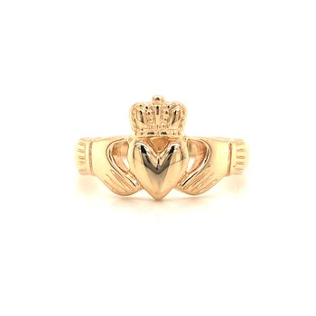 Estate Claddagh Ring