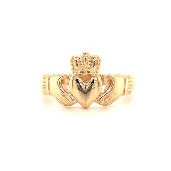 Estate Claddagh Ring