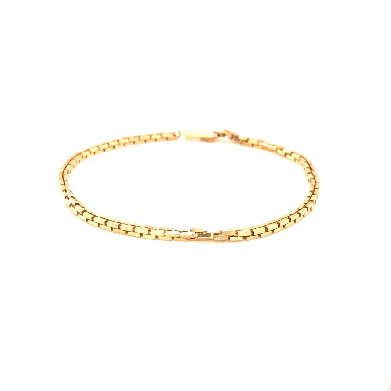 Cline Estate 14k Yellow Gold Bracelet
