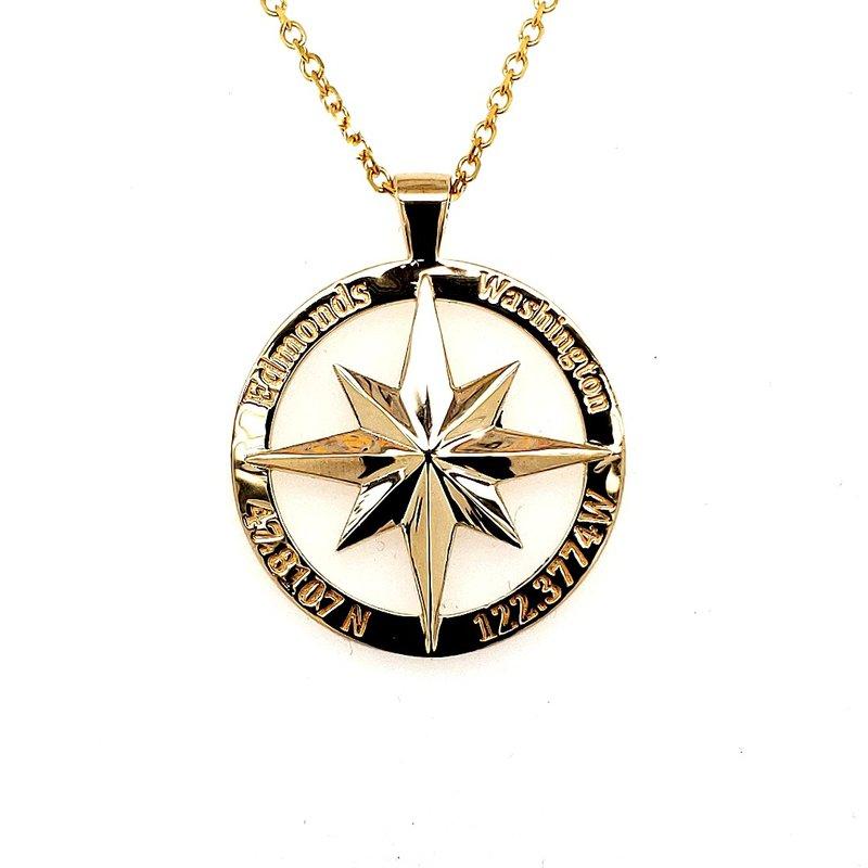 Cline Custom Cline Custom Edmonds Compass