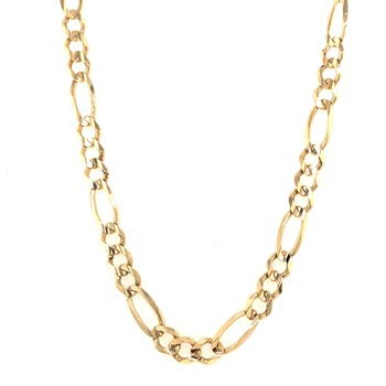 Estate Figaro Chain Necklace