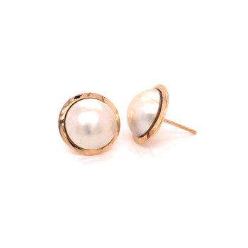 Estate Pearl Earrings