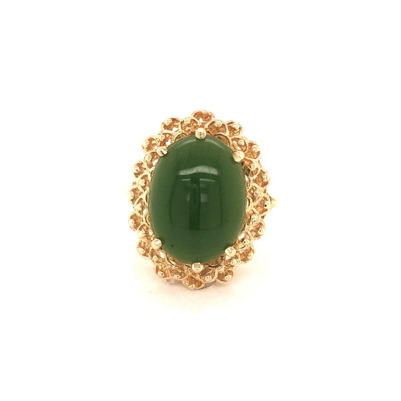 Cline Estate Jade Ring