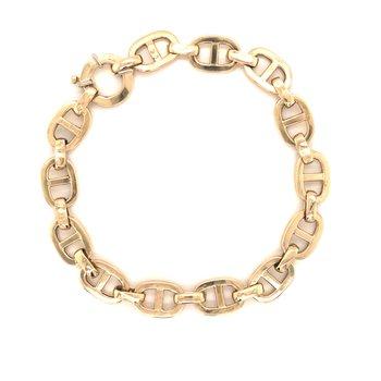 Estate Mariner Chain Bracelet