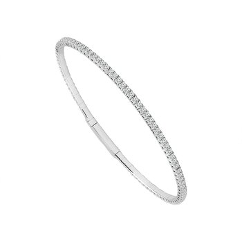 Flexible Diamond Bracelet (1.35 tcw)