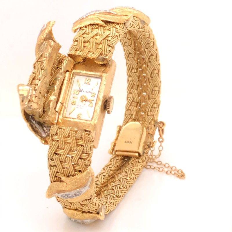 Cline Estate Bracelet Watch