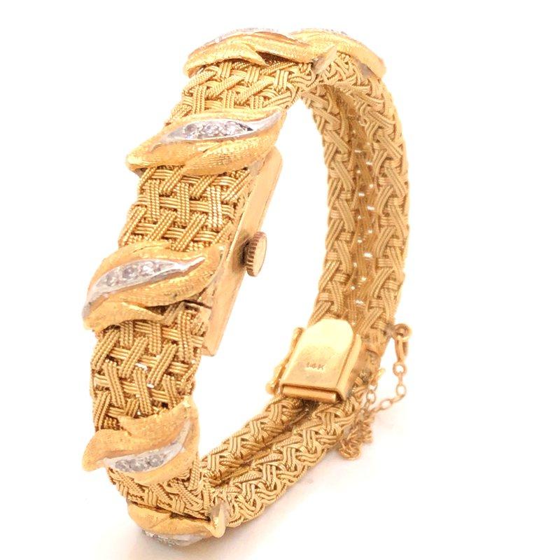 Cline Estate Bracelet Watch
