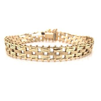 Estate Chain Bracelet