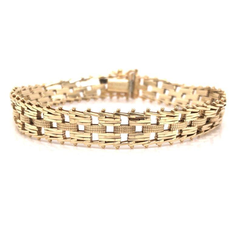 Cline Estate Chain Bracelet