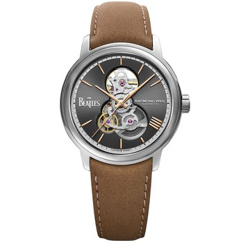 """Maestro Skeleton The Beatles """"Let it Be"""" Limited Edition Watch"""