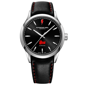 Freelancer Men's David Bowie Limited Edition Automatic Watch