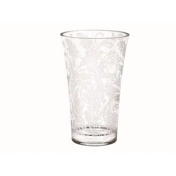 "Crystal Orangerie 12"" Vase"