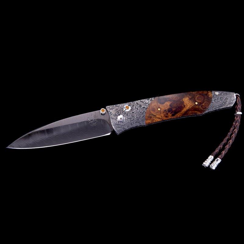 William Henry The Gentac Stockade Pocket Knife