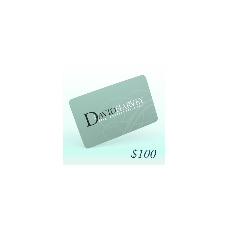 Gift Cards $100 Gift Certificate