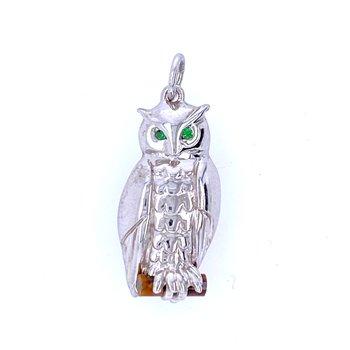 SS Owl Charm