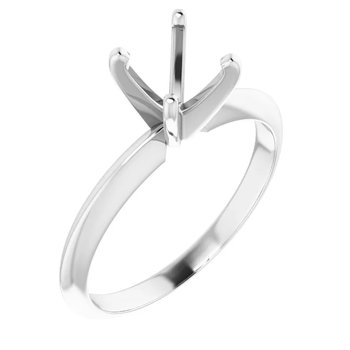 4-Prong Light Solitaire