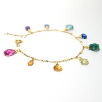 Classic Rainbow Bracelet