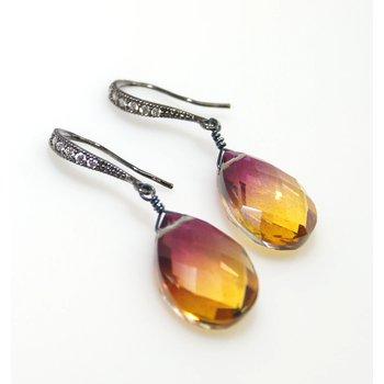 Mango Rock Candy Earring