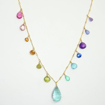 Classic Rainbow Necklace