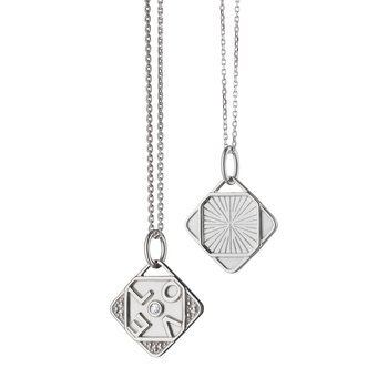 "SS Mini ""Love"" Charm Necklace"