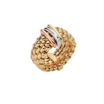 "18KT ""Panorama Collection"" Flex Ring"