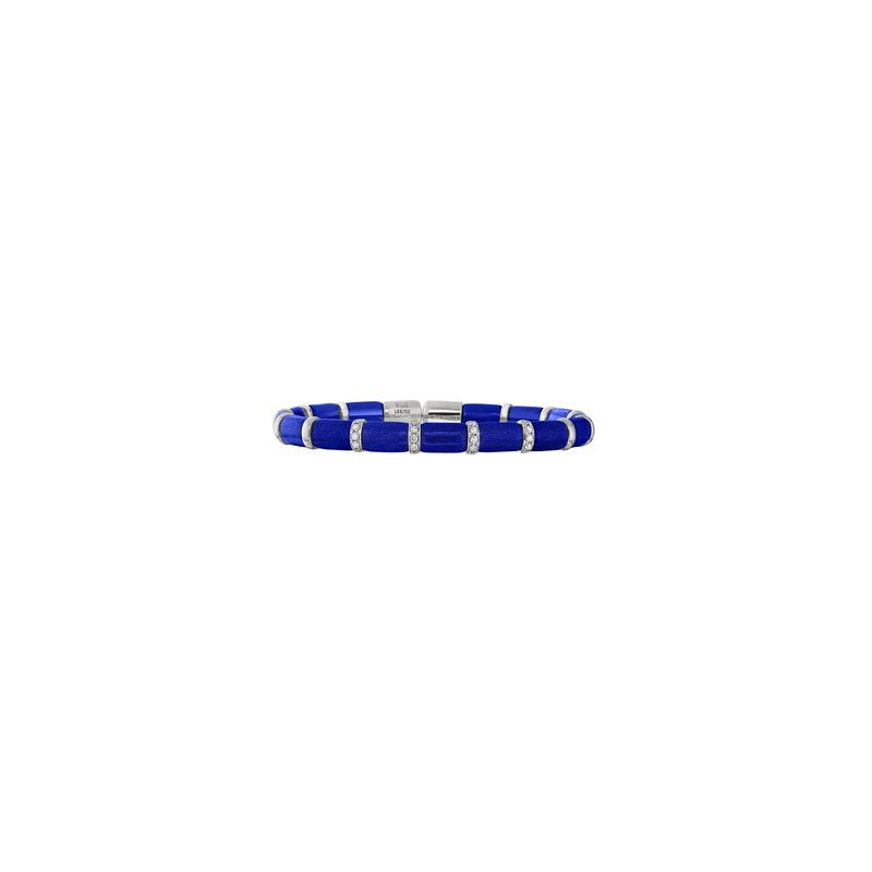 Henderson Collection Firenze Sapphire Enamel Bracelet