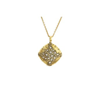 "Diamond ""Cushion"" Pendant"