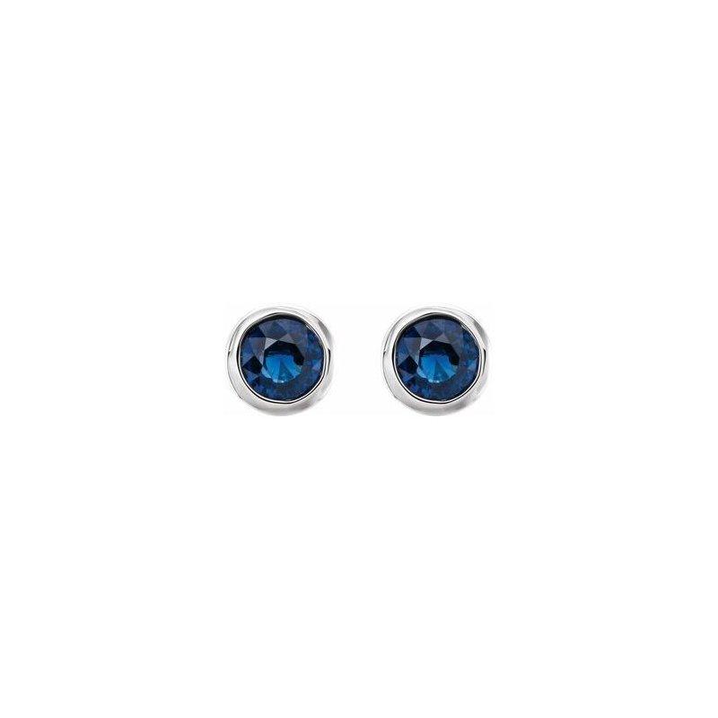 David Harvey Everyday Collection Birthstone Stud Earrings