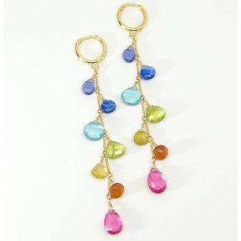 Classic Rainbow Earrings