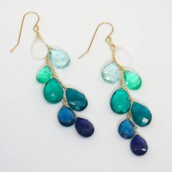 Ocean Chroma Earrings