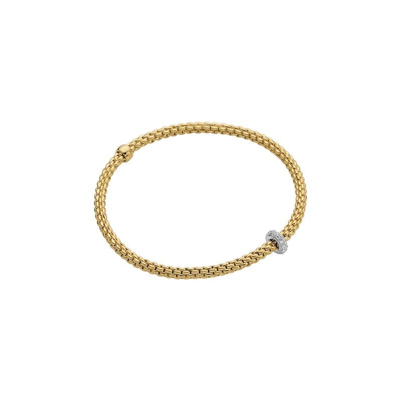 "FOPE 18KT ""Prima"" Bracelet with Diamonds"